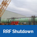 Waste Diverted due to RRF shutdown
